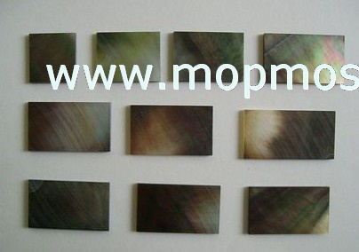 Blacklip mother of pearl shell tiles