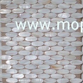 Mother of pearl mosaic,shell mosaic