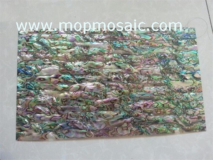 0.5mm thickness abalone shell veneer for luthier inlay