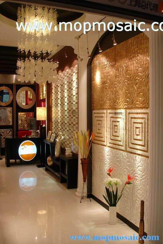 Capiz Shell wall Panel